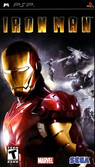 Rent Iron Man for PSP Games