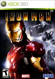 Rent Iron Man for Xbox 360