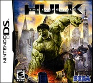 Rent Incredible Hulk for DS