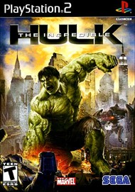 Rent Incredible Hulk for PS2