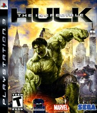 Rent Incredible Hulk for PS3