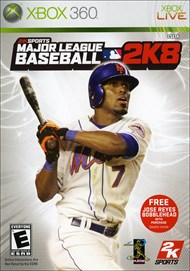 Rent Major League Baseball 2K8 for Xbox 360