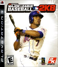 Rent Major League Baseball 2K8 for PS3