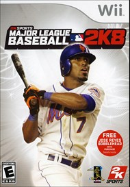 Rent Major League Baseball 2K8 for Wii