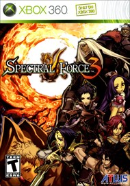 Rent Spectral Force 3 for Xbox 360