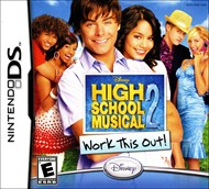 Rent High School Musical 2: Work this Out! for DS
