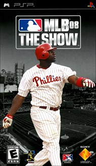 Rent MLB 08: The Show for PSP Games