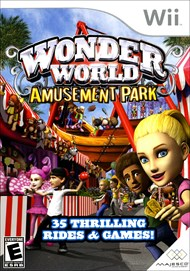 Rent Wonder World Amusement Park for Wii