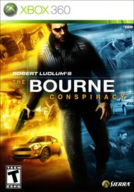 Rent Robert Ludlum's The Bourne Conspiracy for Xbox 360