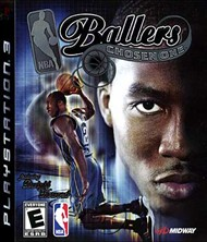 Rent NBA Ballers: Chosen One for PS3