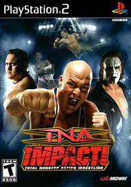 Rent TNA Impact! for PS2