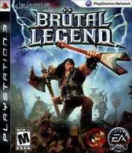 Rent Brutal Legend for PS3