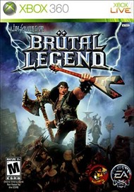 Rent Brutal Legend for Xbox 360