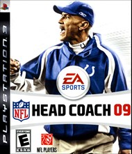 Rent NFL Head Coach 09 for PS3