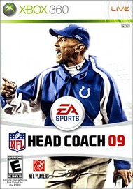 Rent NFL Head Coach 09 for Xbox 360