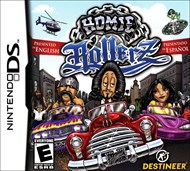 Rent Homie Rollerz for DS