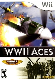 Rent WWII Aces for Wii