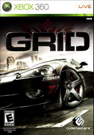 Rent GRID for Xbox 360