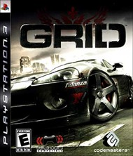 Rent GRID for PS3