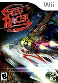 Rent Speed Racer: The Videogame for Wii