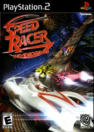Rent Speed Racer: The Videogame for PS2