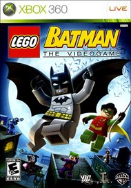 Rent LEGO Batman for Xbox 360