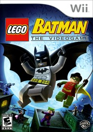 Rent LEGO Batman for Wii