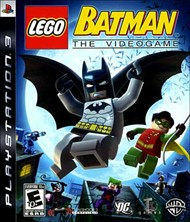 Rent LEGO Batman for PS3