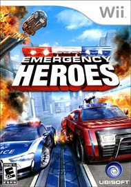 Rent Emergency Heroes for Wii