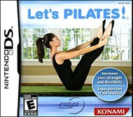 Rent Let's Pilates for DS