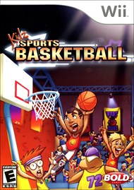 Rent Kidz Sports Basketball for Wii
