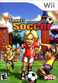 Rent Kidz Sports International Soccer for Wii