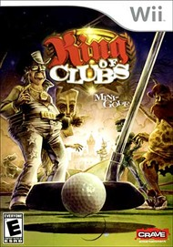 Rent King of Clubs: Mini-Golf for Wii