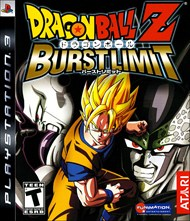 Rent Dragon Ball Z: Burst Limit for PS3