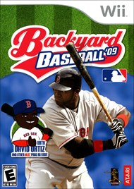 Rent Backyard Baseball '09 for Wii