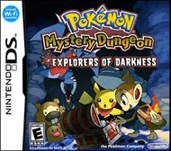 Rent Pokemon Mystery Dungeon: Explorers of Darkness for DS