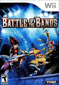 Rent Battle of the Bands for Wii