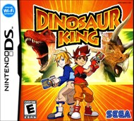 Rent Dinosaur King for DS