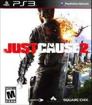 Rent Just Cause 2 for PS3