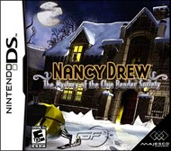 Rent Nancy Drew: Mystery of the Clue Bender Society for DS