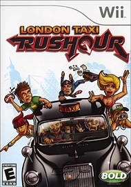 Rent London Taxi Rush Hour for Wii
