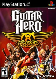 Rent Guitar Hero: Aerosmith for PS2