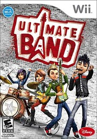 Rent Ultimate Band for Wii