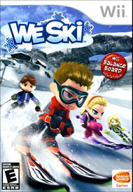 Rent We Ski for Wii