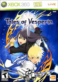 Rent Tales of Vesperia for Xbox 360