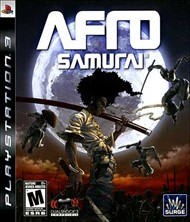 Rent Afro Samurai for PS3