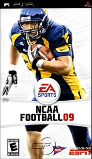 Rent NCAA Football 09 for PSP Games