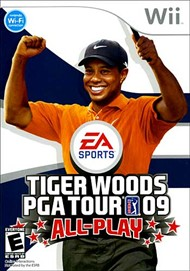 Rent Tiger Woods PGA Tour 09 All-Play for Wii