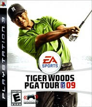Rent Tiger Woods PGA Tour 09 for PS3
