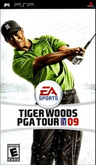 Rent Tiger Woods PGA Tour 09 for PSP Games